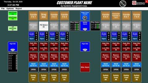 TSC Silo Controls