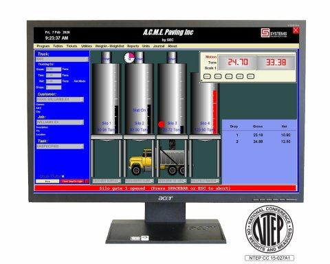 WinLC3000 with NTEP
