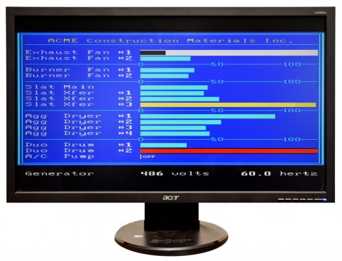 AM-1600 Display