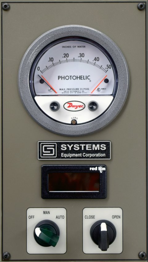 Air Damper Controls