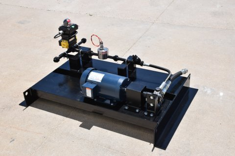 Liquid Additive Pump Skid 1