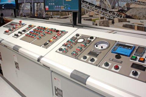 Control Consoles 1