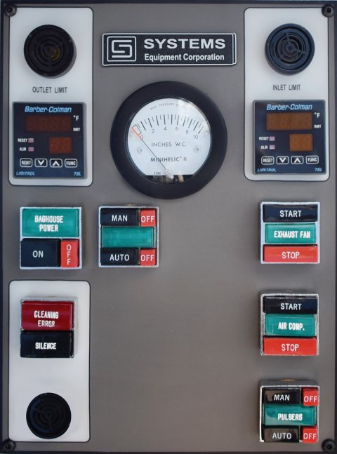 Baghouse Controls