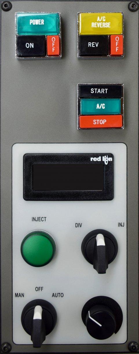 Asphalt Pump Controls