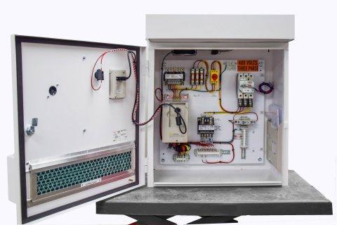 Liquid Additive Pump Skid Drive Cabinet