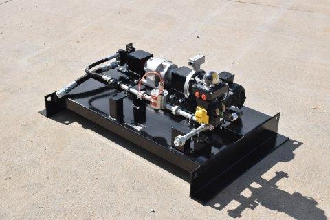 Liquid Additive Pump Skid 2